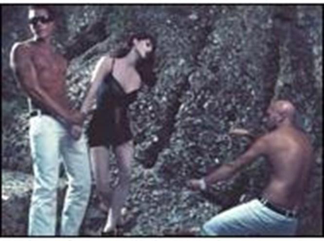 Modanın dahi ikilisinden seksi pozlar